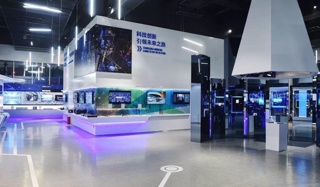 FPGA创新中心展厅