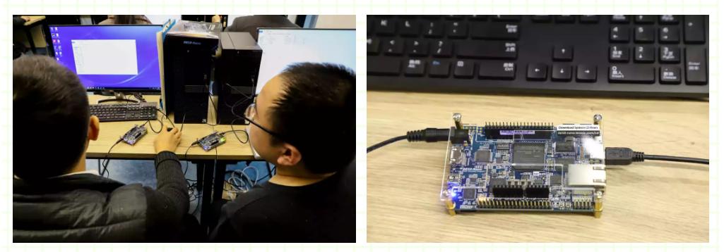 现场FPGA实验