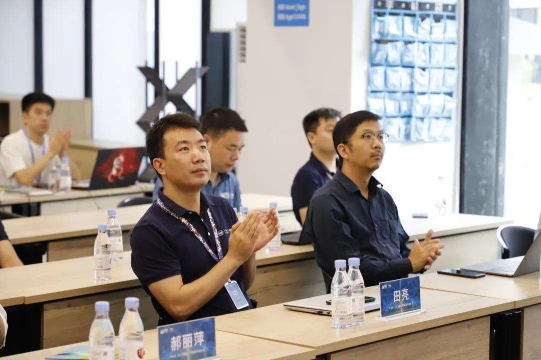 FPGA创新中心技术负责人田亮